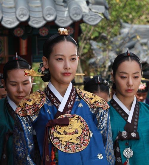 トンイの新たな敵か友か。仁元王后は実在したのか|韓ドラ時代劇.com